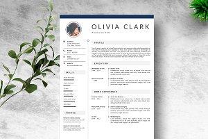 (Updated) Clean Resume Template/ CV