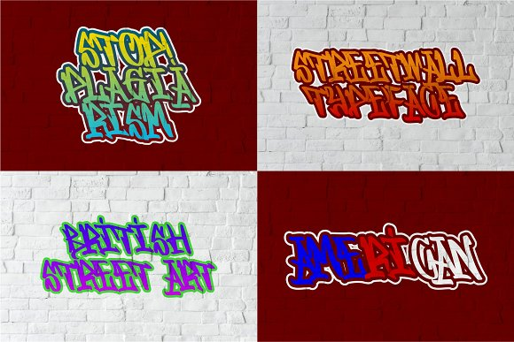 GRAFFITASI in Blackletter Fonts - product preview 6