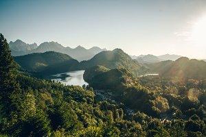 Scenic European View