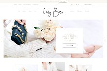 Lady Boss-Wordpress Genesis Theme by  in Business