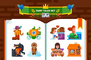 Fairy Tales Set