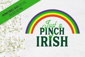 Irish Eyes Shenanigans Cut File Pre Designed Illustrator Graphics Creative Market