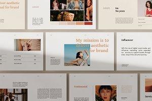 FERSKA - Powerpoint Media Kit