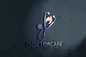 Doctor Care Logo