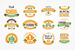 Back to School Design Collection