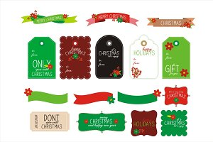Christmas Gift Tags and Frames SALE