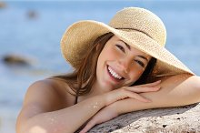 Portrait of a sweet woman with a perfect white smile.jpg
