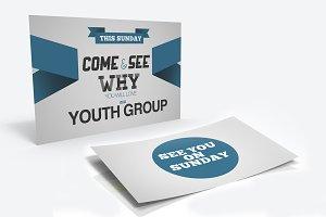 Teen Class Invite