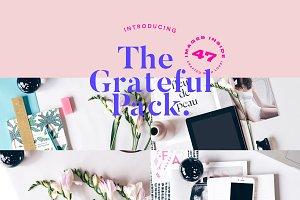 The Grateful Stock Photo Bundle