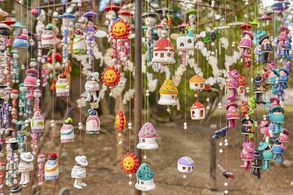 Abstract Stock Photos: Filippo Carlot - Small souvenirs handmade by indigeno