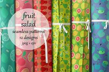Fruit Salad 12 Pattern Collection