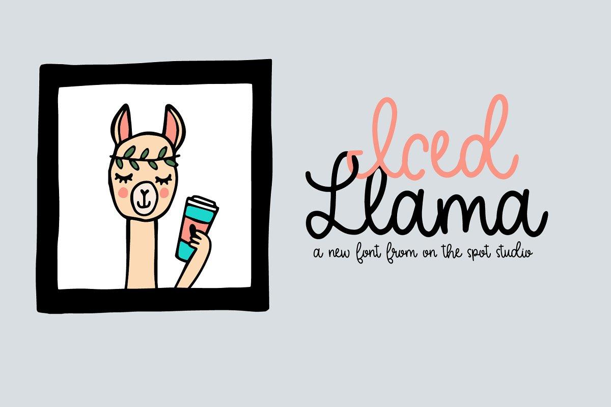 Iced Llama