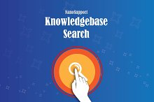 NanoSupport - Knowledgebase Search