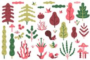 33 Forest Elements