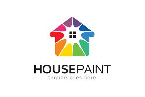 House Color Logo