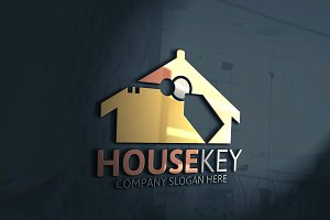 House Key Logo