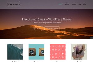 Carajillo - Photography Theme
