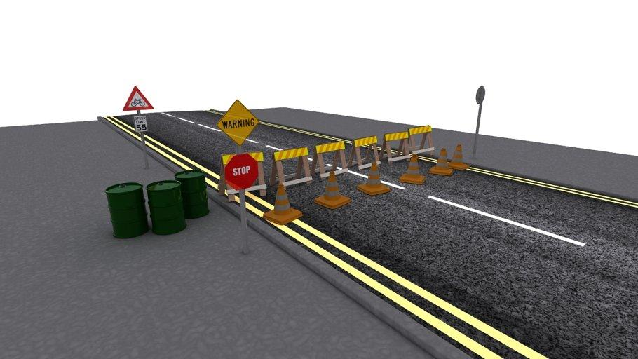 Road Work Bundle