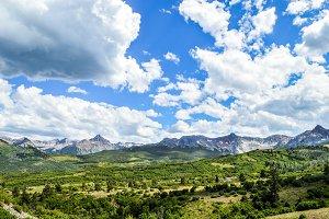 San Juan Mountain Range