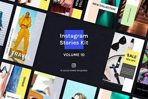 Instagram Stories Kit (Vol.10)