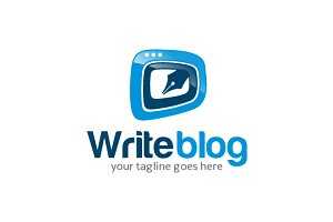 Write Blog/ Author/ Author Logo