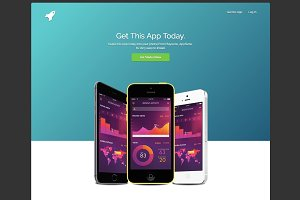 SoftApp - Mobile App Template