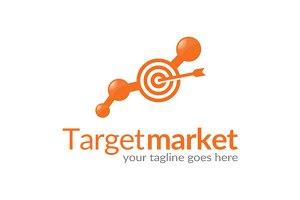 Target Market Logo Template