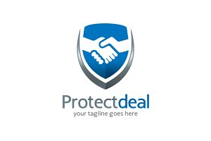 Protect Deal Logo Template