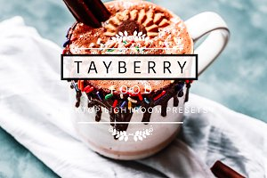 Desktop Lightroom Presets Tayberry