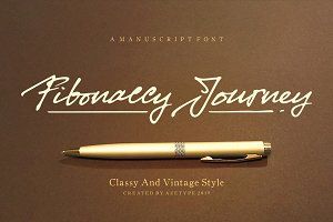 Fibonaccy Journey + 3 Alternates