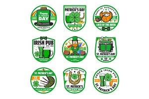 St Patricks clove, Irish leprechaun