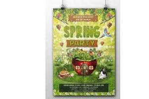 Spring Festival Flyer 02