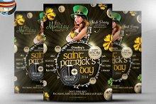 Saint Patrick's Day PSD Flyer 7