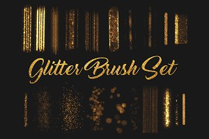 Procreate Glitter Brushes