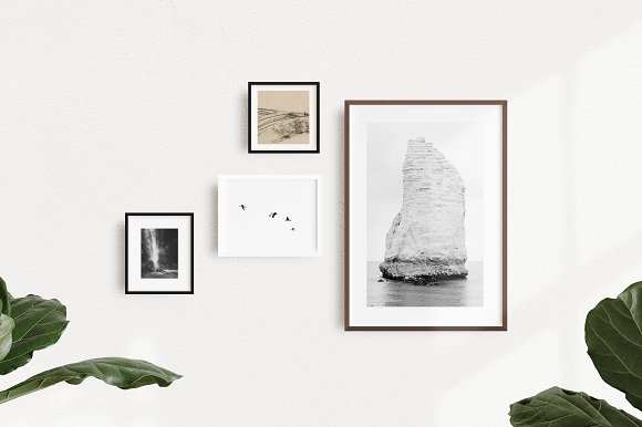 Frame Mockup Kit Extended in Print Mockups - product preview 7