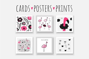 Cards ♥ Posters ♥ Prints