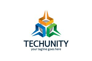 Technology-Digital-System Logo