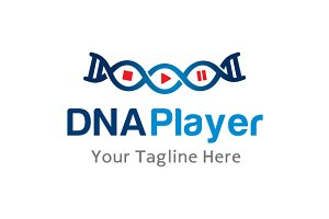 DNA Media Player Logo