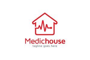Medic House Logo