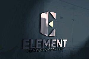 Elemet / E Letter