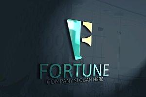 Fortune / F Letter - Logo