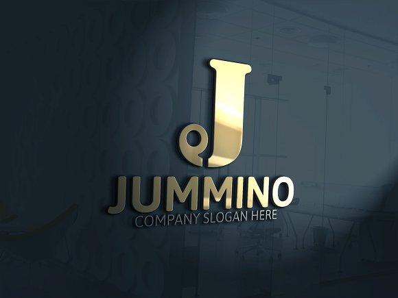 Jumino Logo in Logo Templates