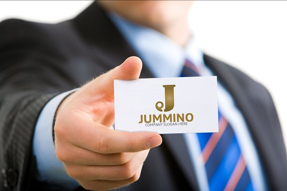 Jumino Logo in Logo Templates - product preview 1