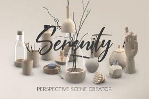 Serenity Scene Creator Front View