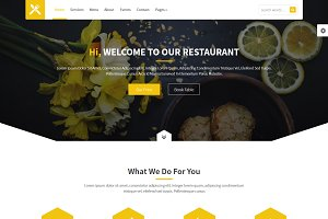 Awtar Restaurant And Food Html Theme