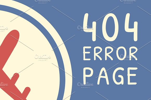 Airmail error 404 html template htmlcss themes creative market airmail error 404 html template htmlcss maxwellsz