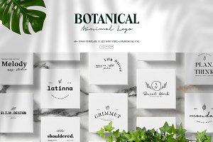 Botanical Minimal Logo