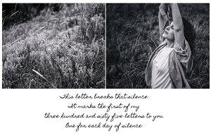 Black and white photo bundle