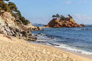 Cap Roig in Costa Brava