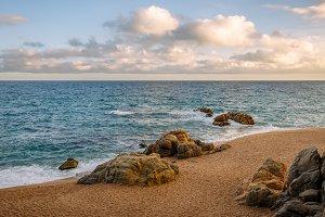 Beautifull Beach in Costa Brava